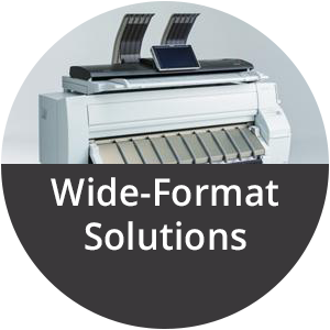 Wide Format Solutions